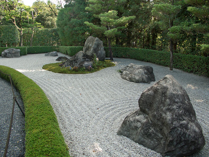 Landscaping With Rocks - Ways To Decorate Your Yard With ... on Rocks For Backyard  id=12906