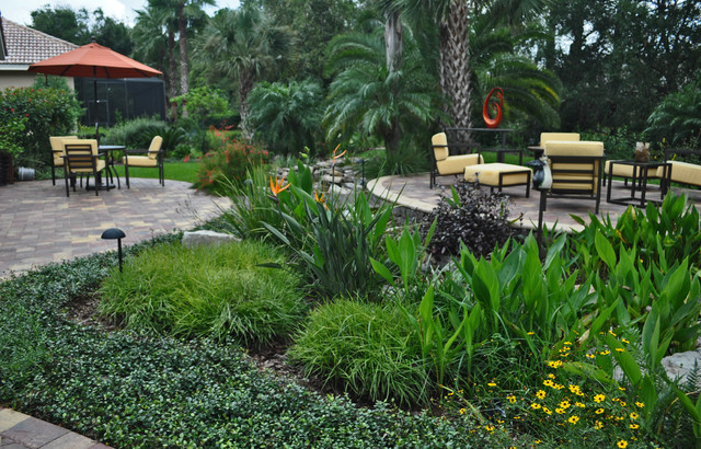 tropical landscape design