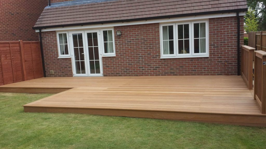 Best Wood for decking - Options