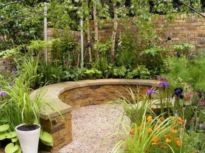 Gallery For Garden Pond Design Ideas You Can Try