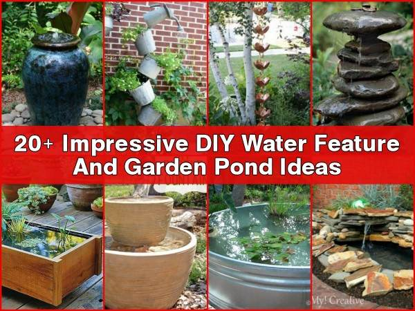 Garden pond ideas water fountain images gardening for Garden pond 101