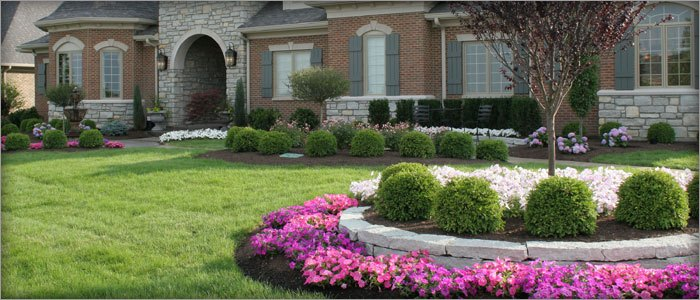 Landscape design pictures gardening flowers 101 for Custom landscape design