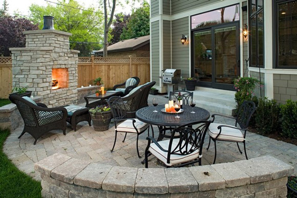 outdoor small patio ideas