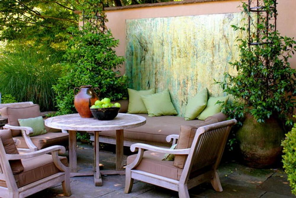 outdoor small patio ideas pictures - Outdoor Patio Design Ideas