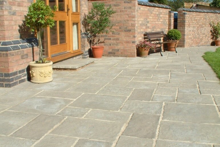 patio slabs large
