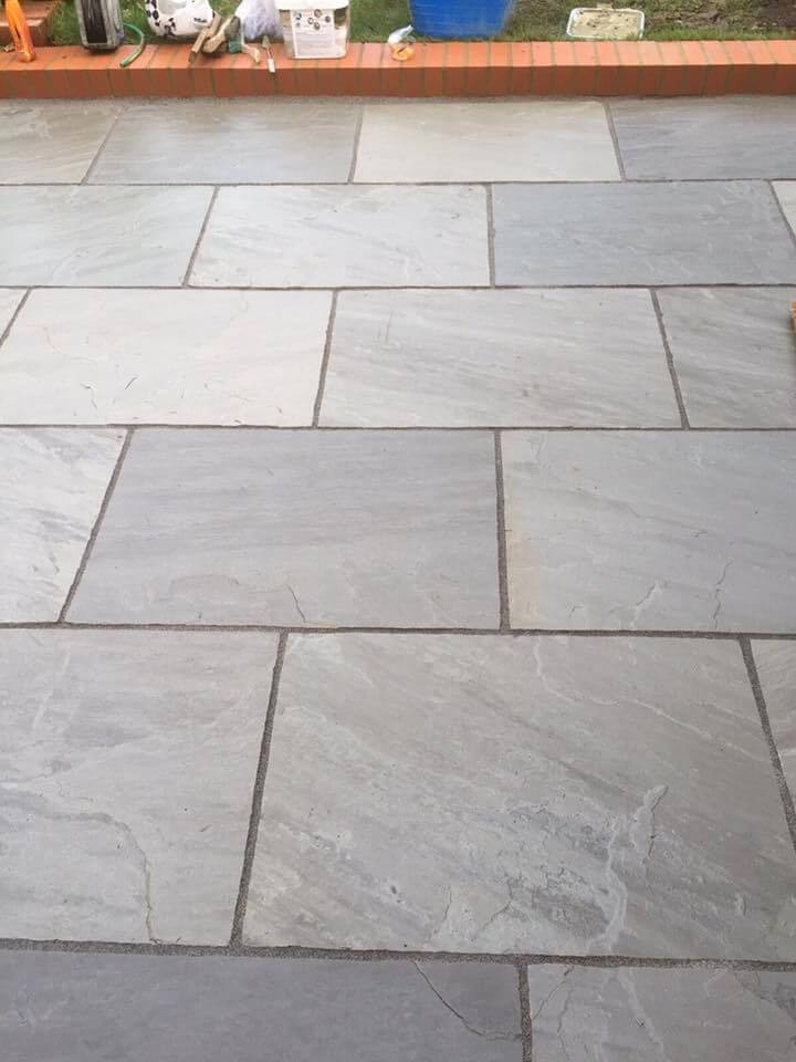 patio slabs square