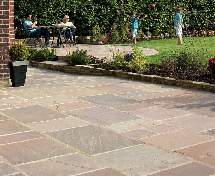 Patio Slabs Ideas Gardening Flowers 101 Gardening