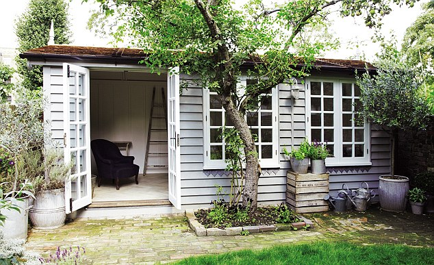 5 Tips To Finding The Perfect Potting Shed For Your