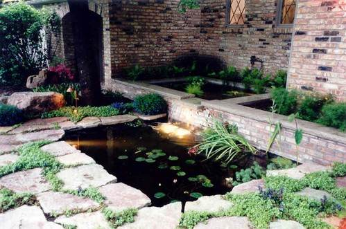 Small Garden Ponds Designs Backyard Pond - Gardening Flowers 101