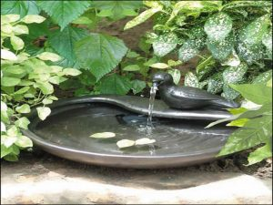 Outdoor water fountains ideas Gardening flowers 101 Gardening
