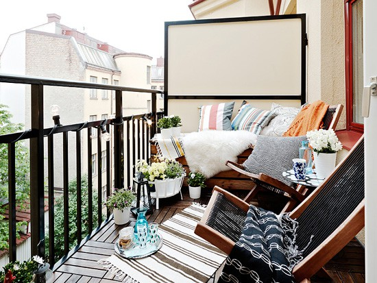 small patio ideas for apartment 2